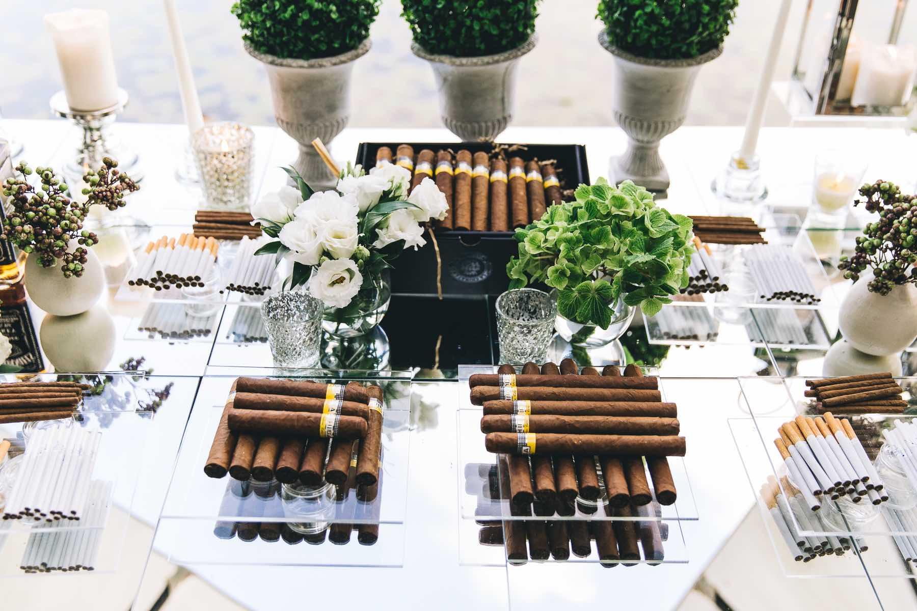 Cigar bar - Chateaux Brindos - Itziar Ortuondo