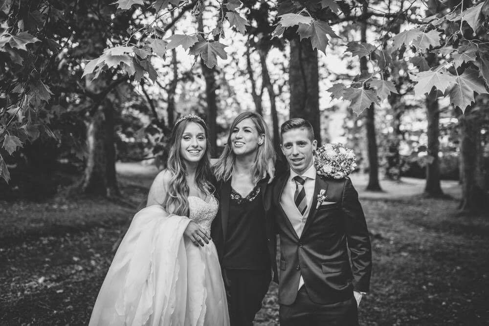 Boda Iker Muniain - Andrea Sesma - Athetic Club Bilbao - La mejor wedding planner Bilbao -