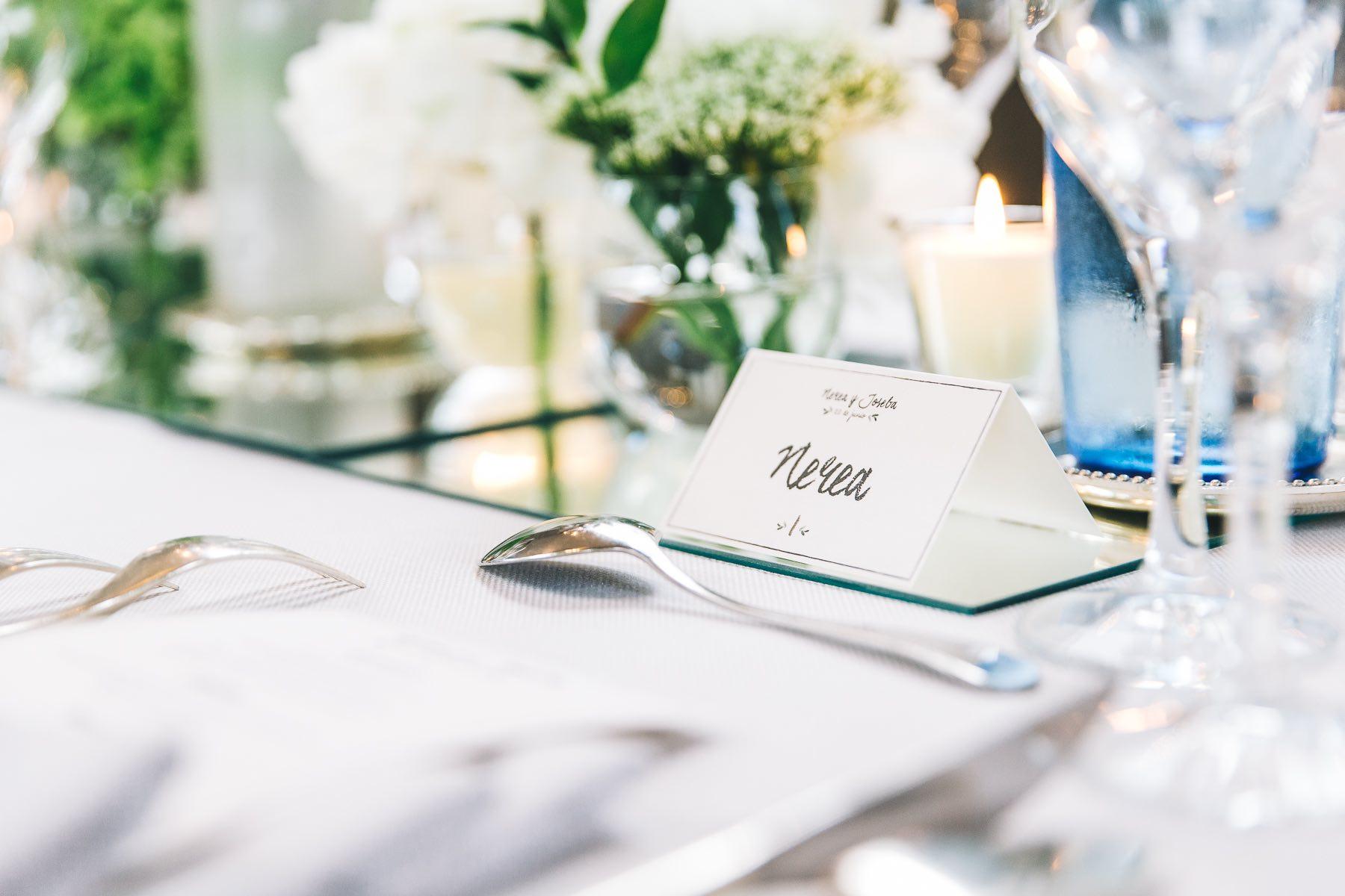Papelería de bodas - Itziar Ortuondo