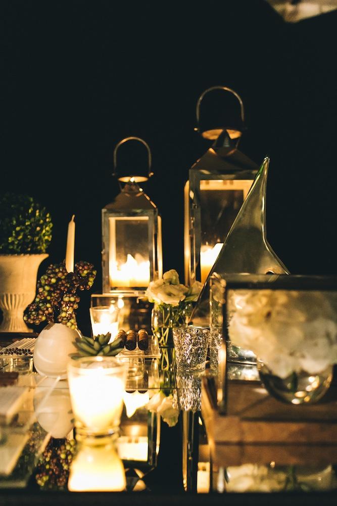 Decoración de boda - Itziar Ortuondo