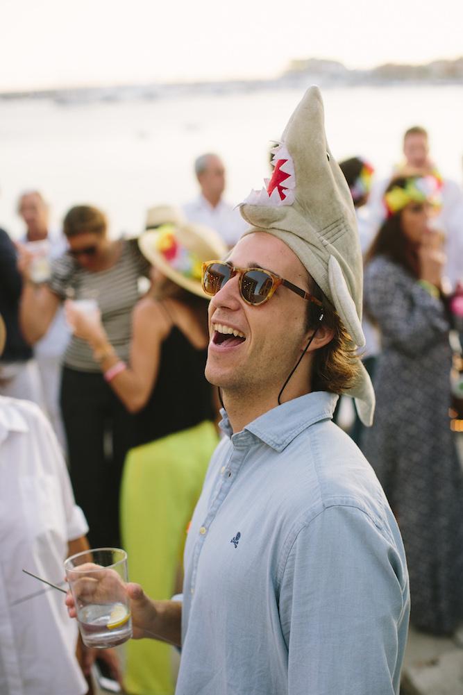 El tiburón - Gorros de fiesta - Organización de bodas