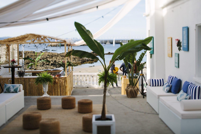 Chill Out Bodas - Boda casa privada - boda en el mar