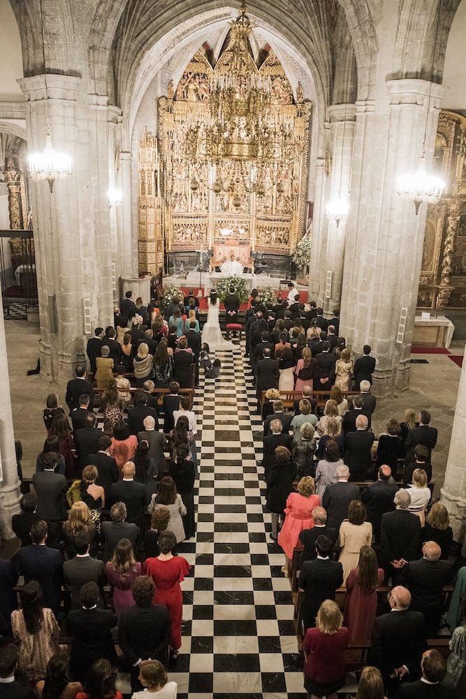 Iglesia la encina- Ceremonia en Iglesia