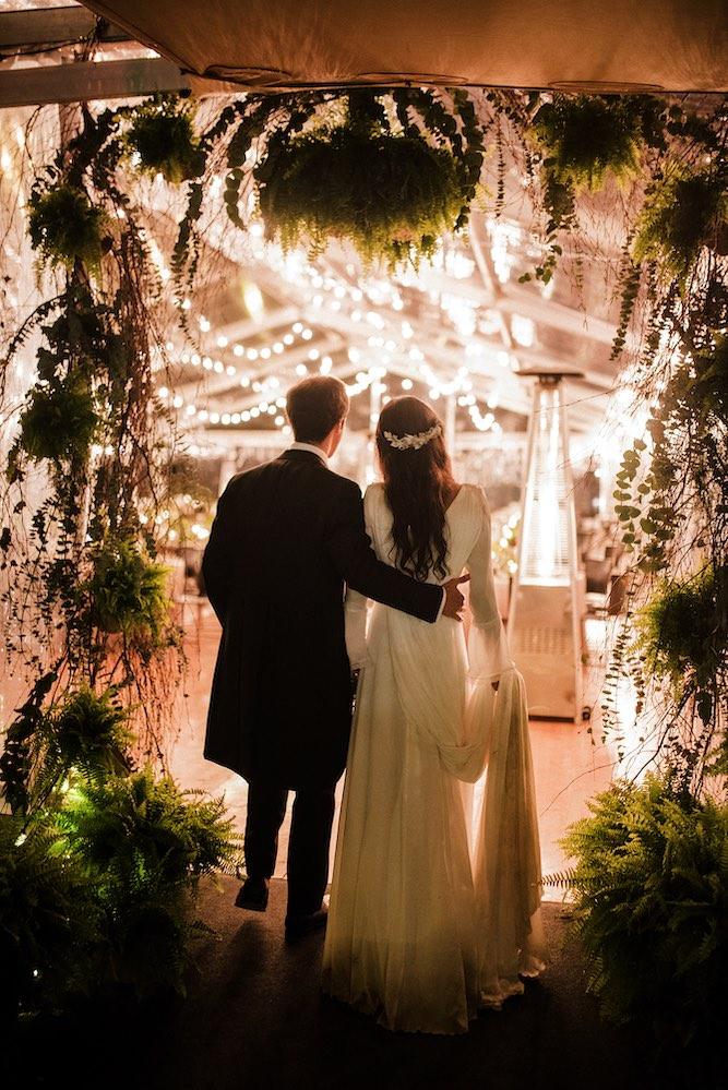 Decoración de bodas - Itziar Ortuondo