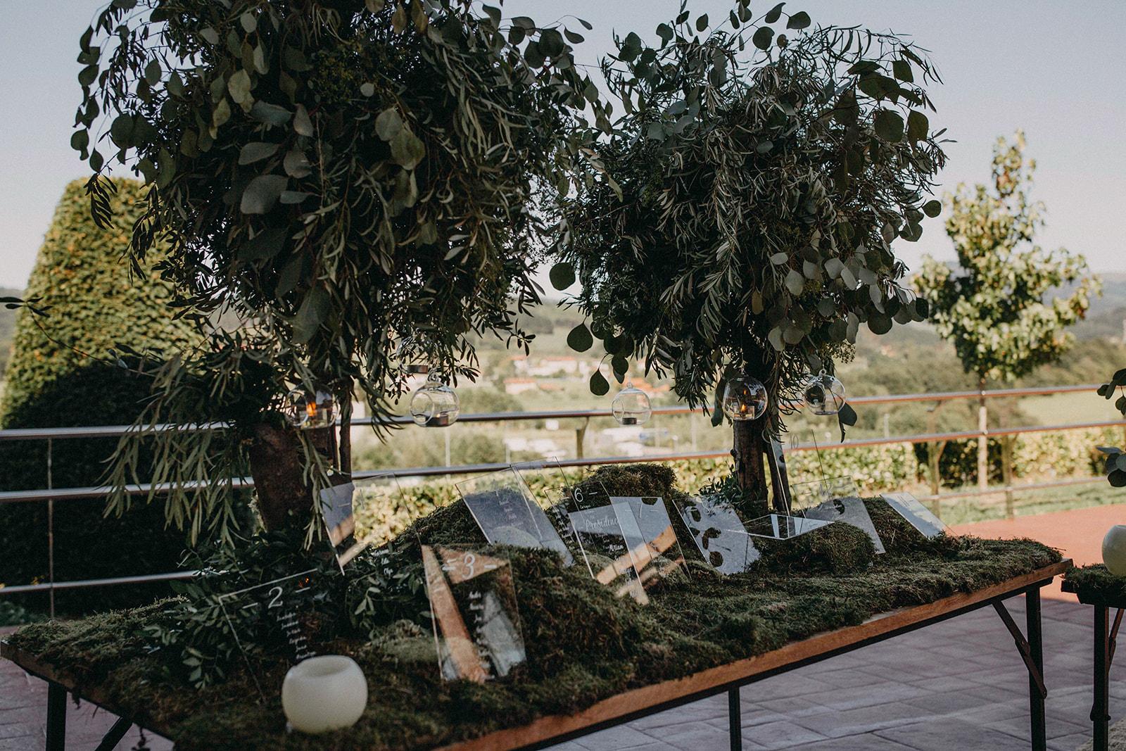 Seating plan - Itziar Ortuondo - la Mejor wedding planner