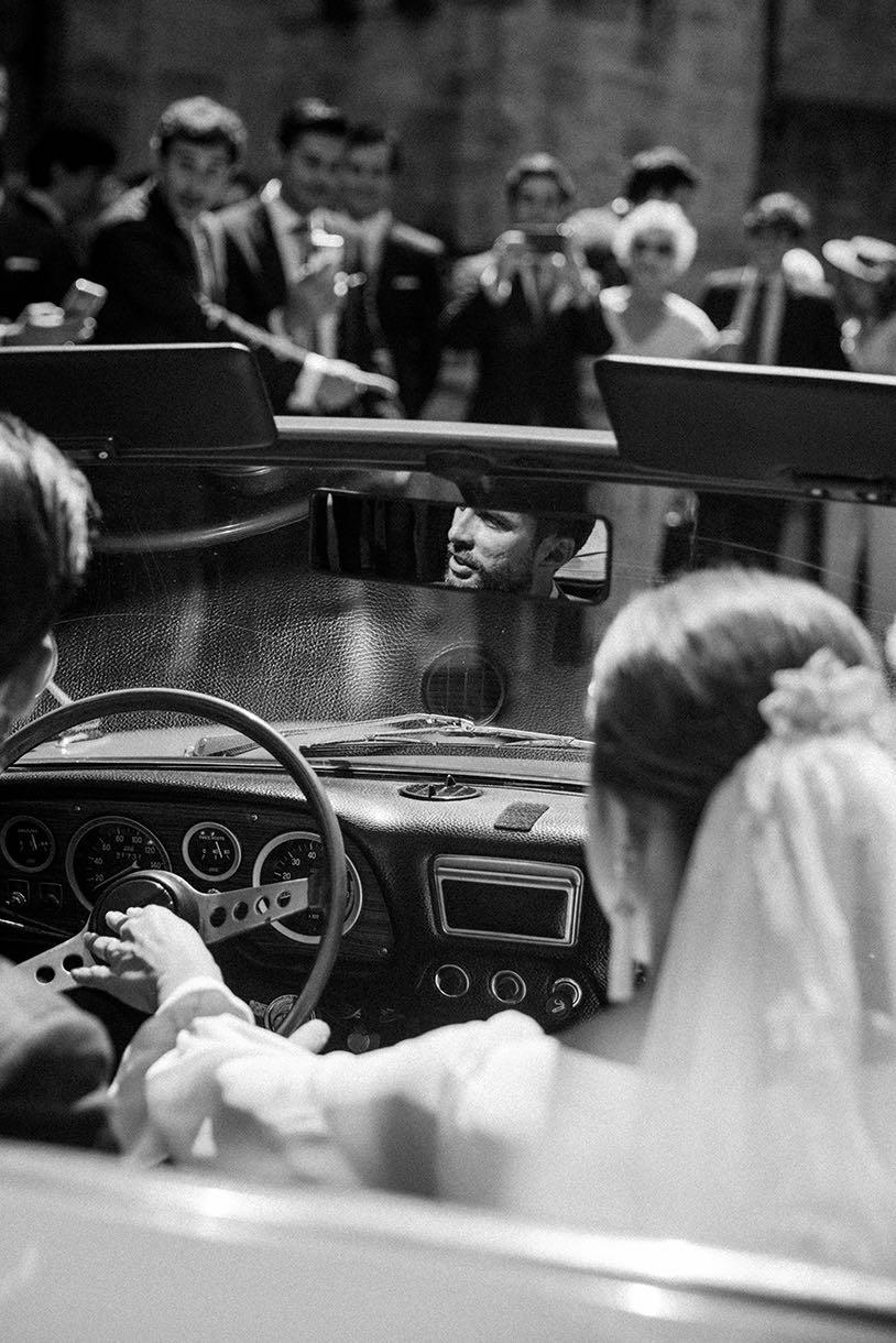 Boda en la Iglesia San Vicente Bilbao - Itziar Ortuondo - Mejores wedding planners