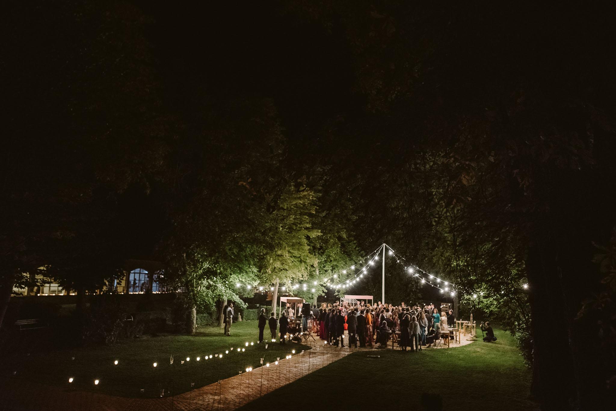 Guirnaldas de luces - Moasterio de lupiana boda - me caso - boda en burgos - Boda en Alava - Wedding plannner Alava