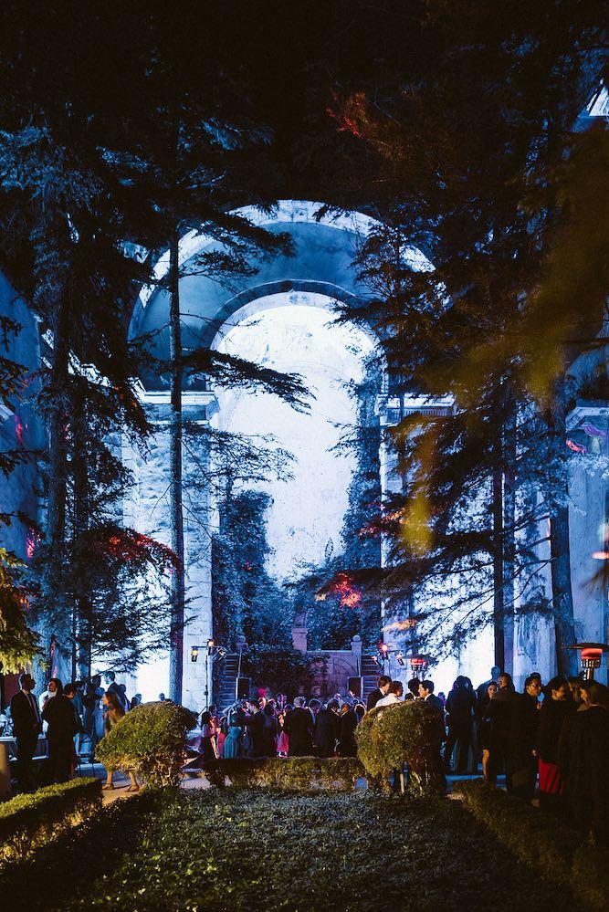 Boda en monasterio de lupiana - Itziar Ortuondo - Fiesta de boda - wedding party