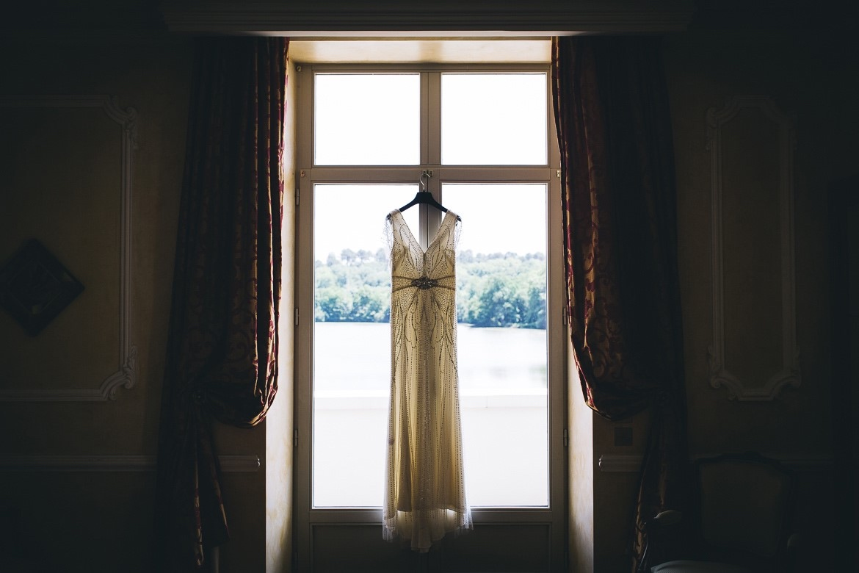Vestido de novia - Jeny Packman